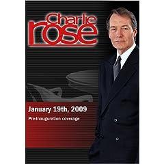 Charlie Rose - Pre-Inauguration (January 19, 2009)