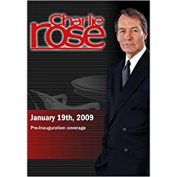 Charlie Rose - Pre-Inauguration (January 19, 2009)