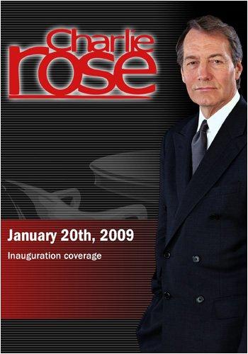 Charlie Rose - January 20th, 2009