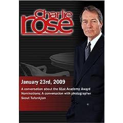 Charlie Rose - January 23rd, 2009