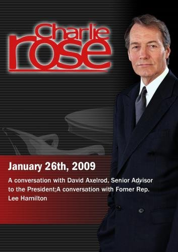 Charlie Rose - January 26th, 2009