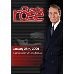 Charlie Rose -  John Grisham (January 28, 2009)
