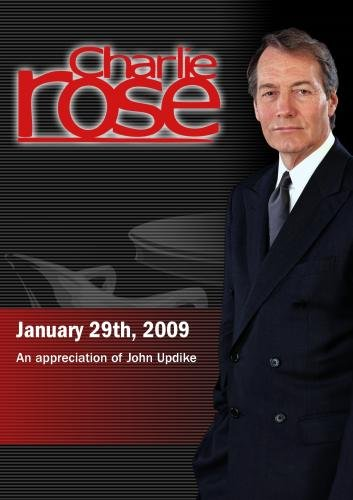 Charlie Rose -  An appreciation of John Updike (January 29, 2009)