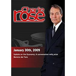 Charlie Rose - January 30th, 2009
