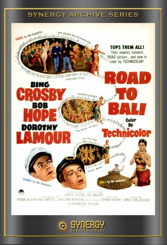 Road To Bali (1953)