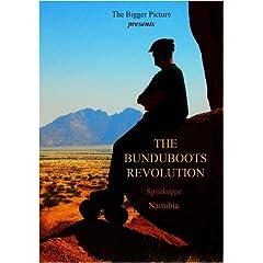 "the bunduboots revolution - ""Spitzkoppe"""