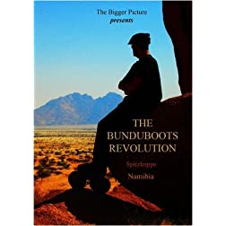"the bunduboots revolution - ""Spitzkoppe"""