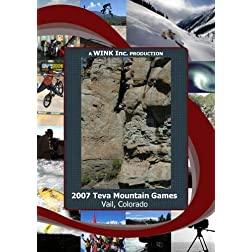 2007 Teva Mountain Games from Vail, Colorado