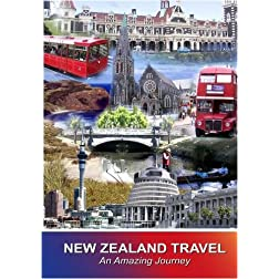 An Amazing Journey - A New Zealand Travel DVD