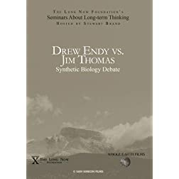 Drew Endy vs. Jim Thomas: Synthetic Biology Debate