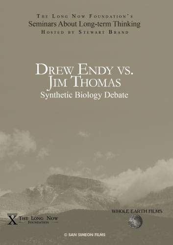 Drew Endy vs. Jim Thomas: Synthetic Biology Debate