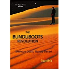 "the bunduboots revolution - ""Skeleton Coast, Namib Desert"""