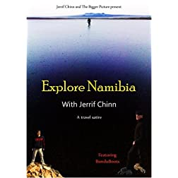 Explore Namibia