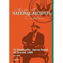 TV Satellite File:  Special Report On Grenada, 1984
