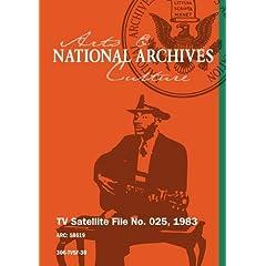 TV Satellite File No. 025, 1983