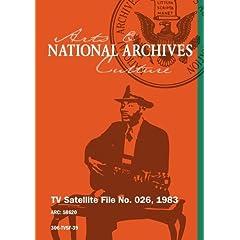 TV Satellite File No. 026, 1983