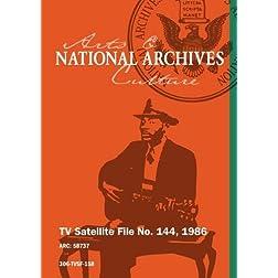 TV Satellite File No. 144, 1986