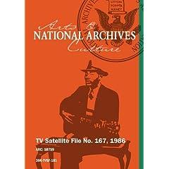 TV Satellite File No. 167, 1986 [French]
