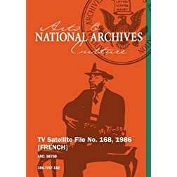 TV Satellite File No. 168, 1986 [FRENCH]