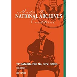TV Satellite File No. 172, 1986