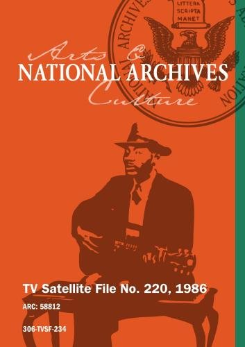 TV Satellite File No. 220, 1986