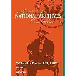 TV Satellite File No. 235, 1987