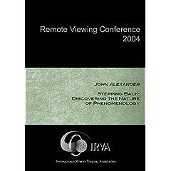 John Alexander - Stepping Back: Discovering the Nature of Phenomenology (IRVA 2004)