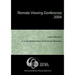 Ingo Swann - A Conversation with Ingo Swann (IRVA 2004)