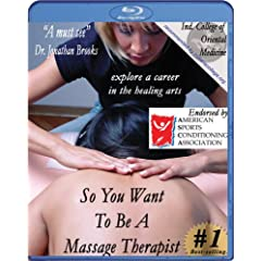 So You Want To Be A Massage Therapist? Secrets of Professional Massage Therapy [Blu-ray]