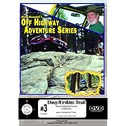 #3 Dusy/Ershim Trail