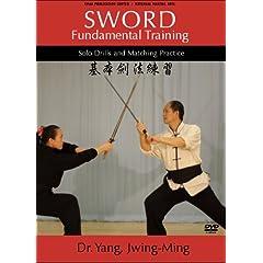 SWORD Fundamental Training (YMAA) Dr. Yang