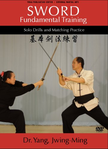 SWORD Fundamental Training (YMAA) Dr. Yang