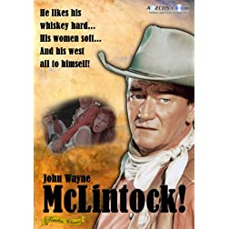 McLintock! (1963) [Remastered Edition]