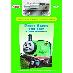 Thomas & Friends:Percy Saves The Day w/ double train