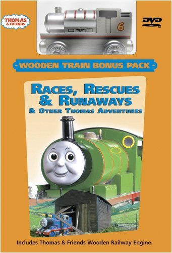 Thomas & Friends:Races Rescues & Runaways with double train