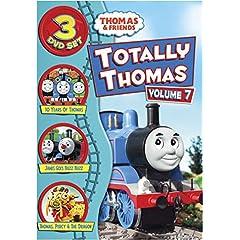 Thomas & Friends:Totally Thomas vol 7