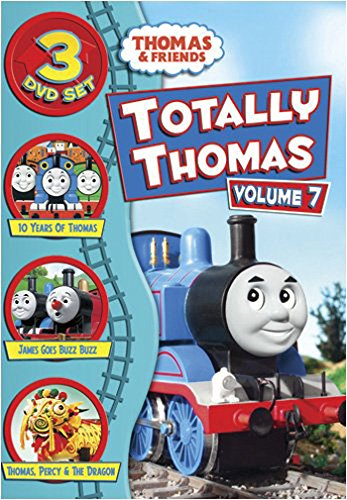 Thomas & Friends:Totally Thomas vol 7