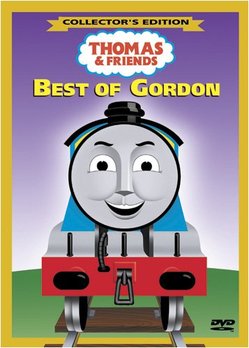 Thomas & Friends:Best Of Gordon with train