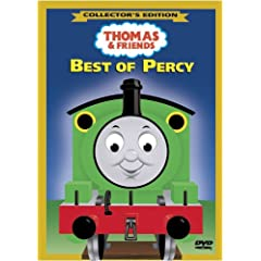 Thomas & Friends:Best Of Percy with train