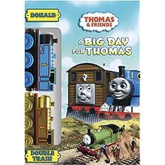 Thomas & Friends:Big Day for Thomas w/ double train