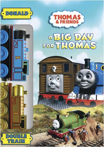 Thomas & Friends:Big Day for Thomas w/ double train
