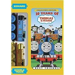 Thomas & Friends:10 Years w/ double train