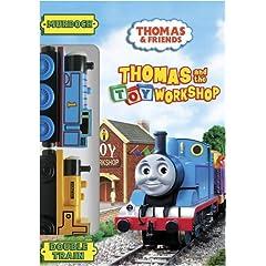Thomas & Friends:Toy Workshop