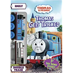 Thomas & Friends:Get Tricked w/ double train