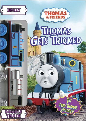 Thomas & Friends:Get Tricked w/ double train