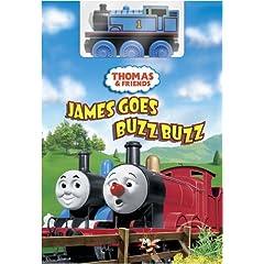 Thomas & Friends:James Goes Buzz w/ train