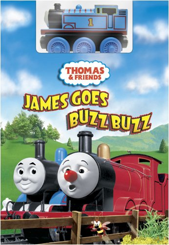 Thomas & Friends:James Goes Buzz w/ train