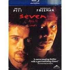 Seven (1995) (Blu-Ray) [Blu-ray]