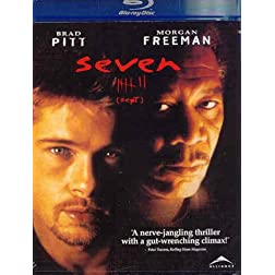 Seven (1995) (Blu-Ray) [Blu-ray]