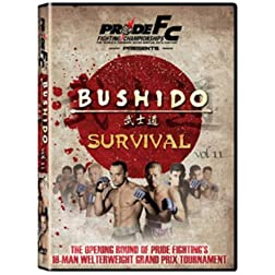 Pride Bushido 11